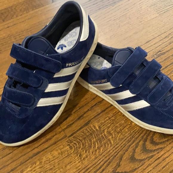 Día suspender Parecer  adidas Shoes | Adidas Frankfurt Velcro Size 9 | Poshmark